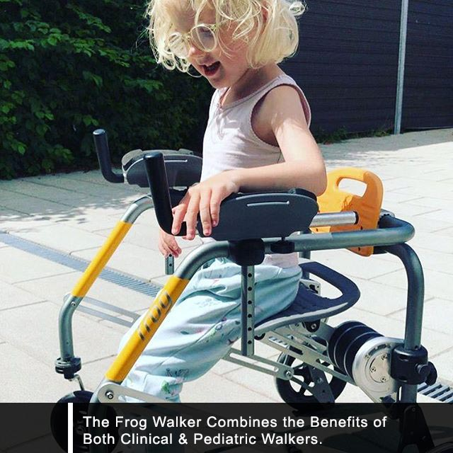What Is The Difference Between A Walker And A Gait Trainer?
